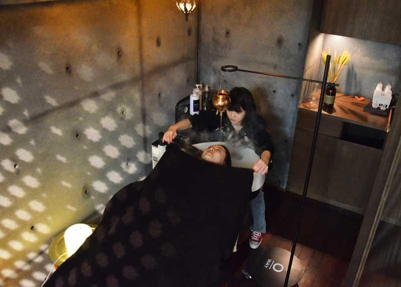 個室スパルーム