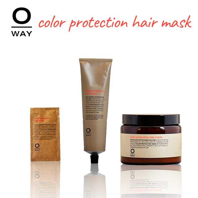 カラープロテクションヘアマスク